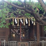 秋葉原の柳森神社