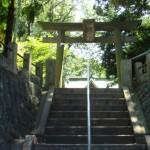 近藤勇ゆかりの上石原若宮八幡神社
