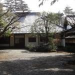 岡本静嘉堂緑地と瀬田四丁目広場(旧小坂家住宅)