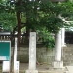 用賀神社とその周辺