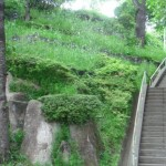 西郷山公園と菅刈公園