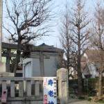 墨田区の白鬚神社