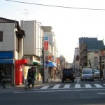 世田谷区桜新町商店街(サザエさん通り)
