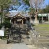 葉山一色の森山神社と玉蔵院