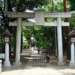 調布の総鎮守、布多天神社と大正寺