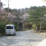 北鎌倉の梅の名所「東慶寺」