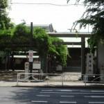 調布國領神社の千年乃藤と調布不動尊(常性寺)